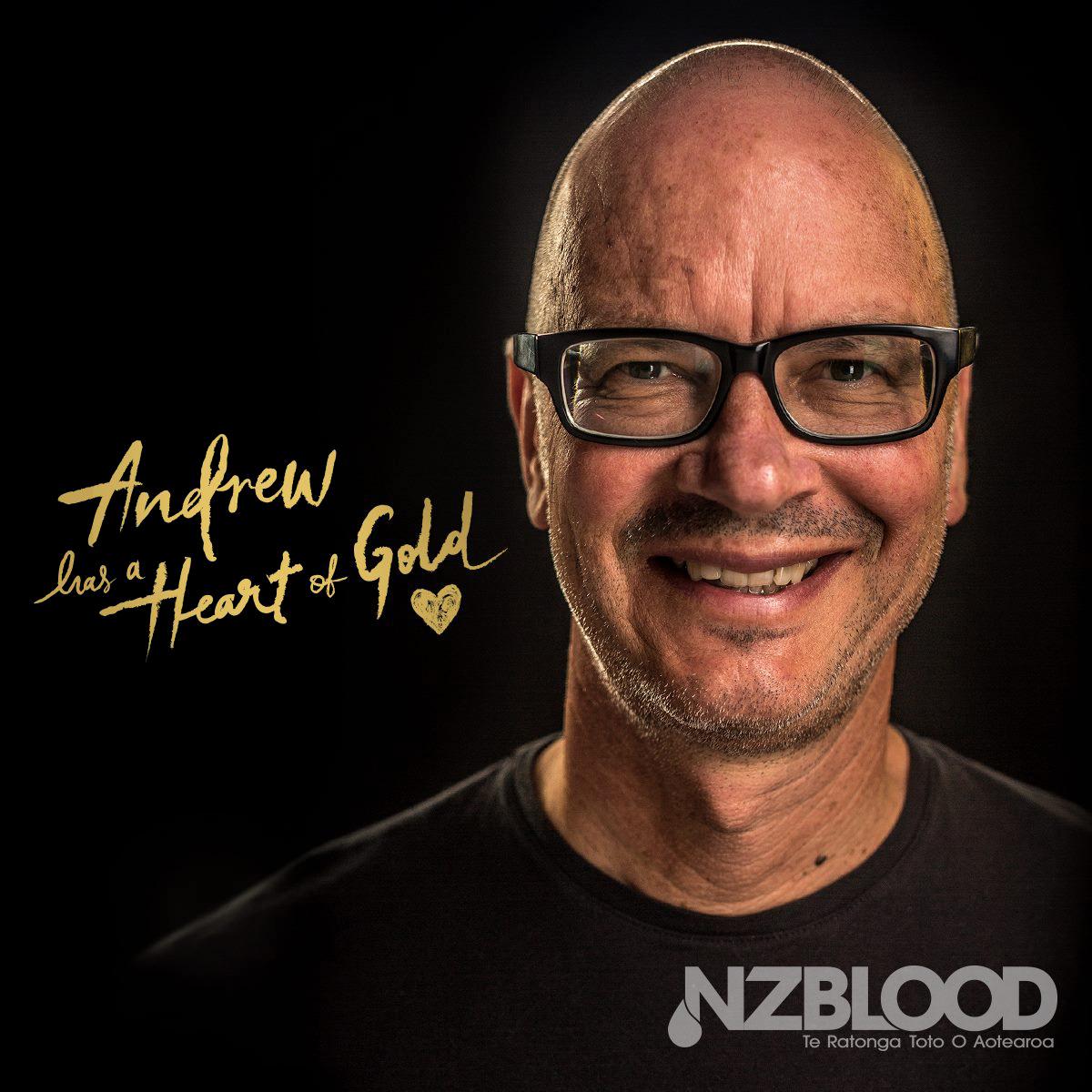 Client: NZ Blood