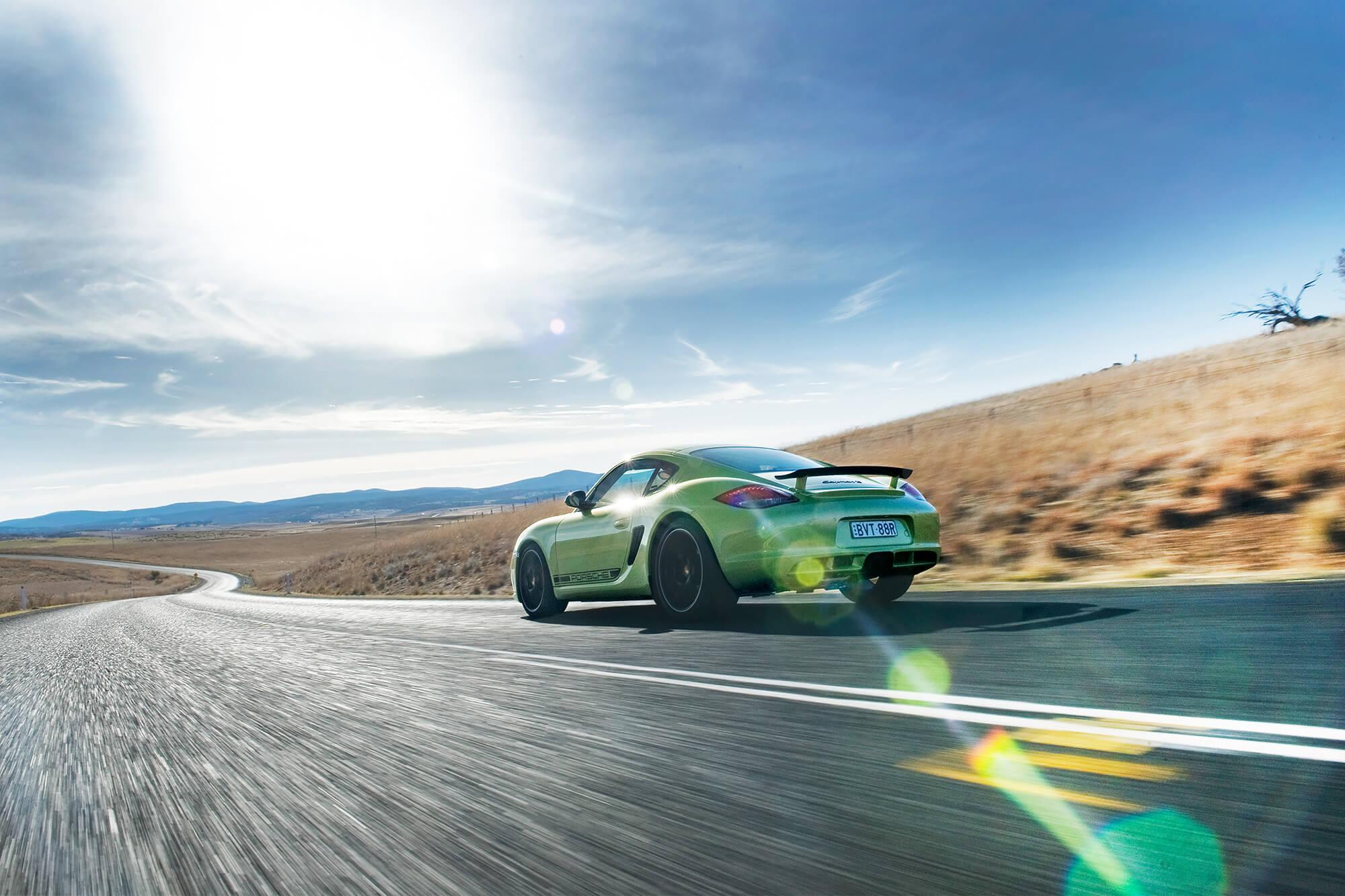 Client: Top Gear Australia
